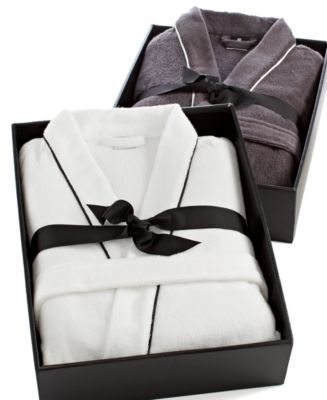 Hotel Collection Boxed Robe
