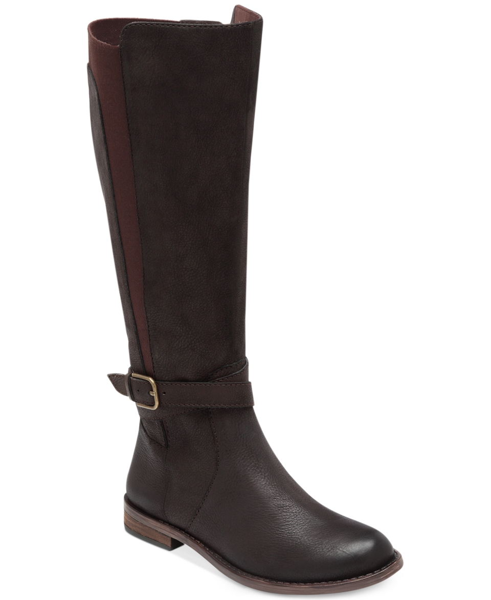 Lucky Brand Ostrand Wide Calf Boots   Shoes