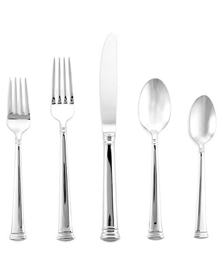 Lenox Eternal Flatware Collection - Flatware & Silverware - Dining