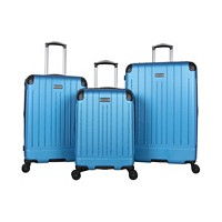Deals on Kenneth Cole Reaction Flying Axis 3-Pc Hardside Set