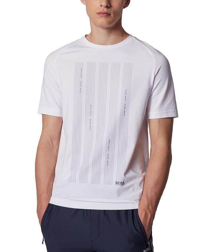 Hugo Boss - Men's Thilix White T-Shirt