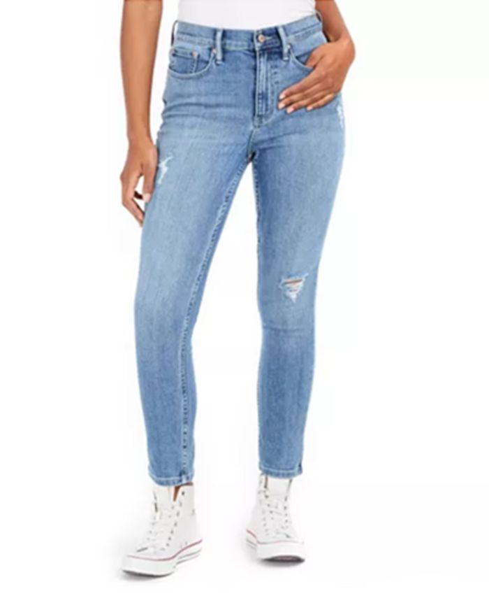 Calvin Klein Jeans - High-Rise Tummy-Control Skinny Jeans