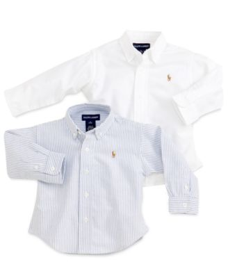 Polo Ralph Lauren Baby Boys Oxford Shirt