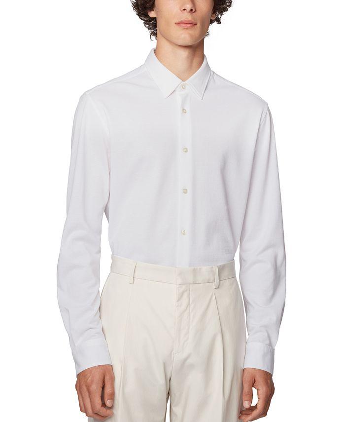 Hugo Boss - Men's Ronni Slim-Fit Shirt