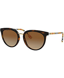 Burberry Polarized Sunglasses, 0BE4316