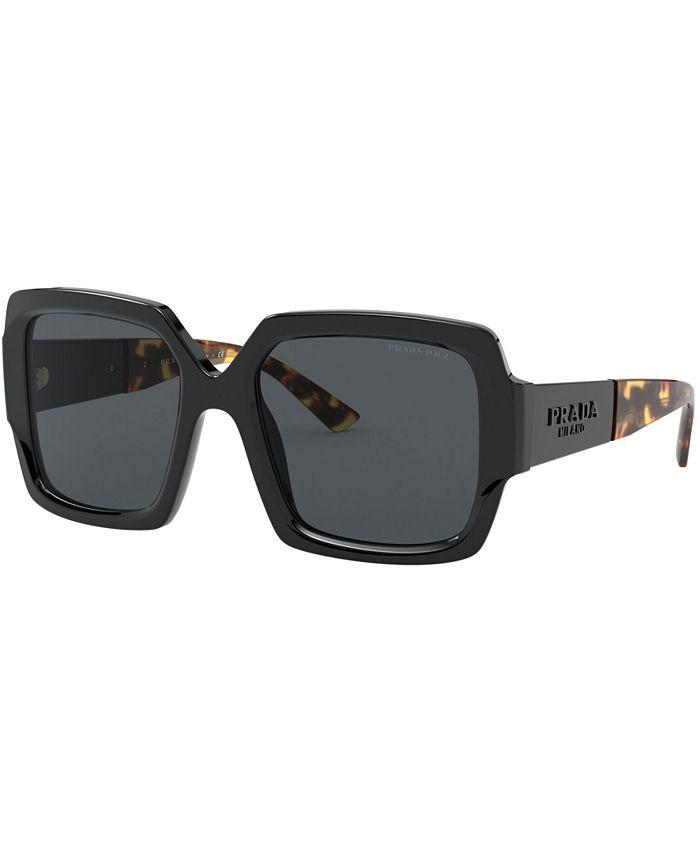 Prada - Polarized Sunglasses, 0PR 21XS