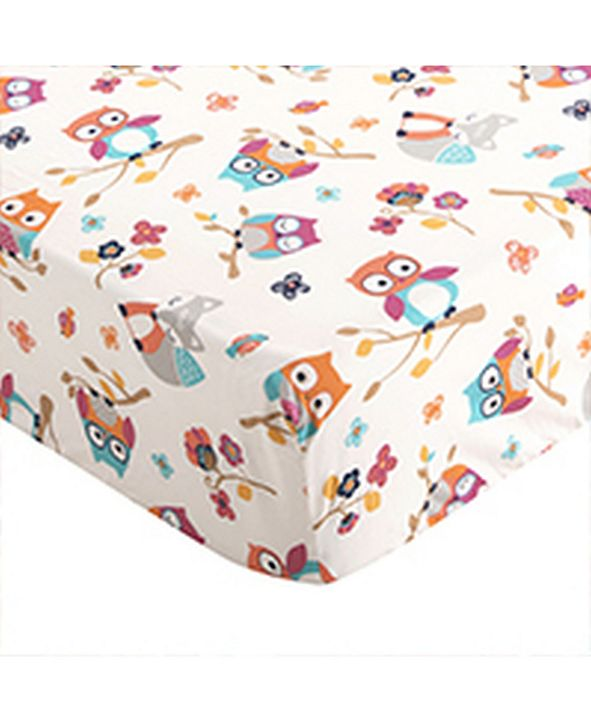 Levtex Baby Camille Crib Fitted Sheet