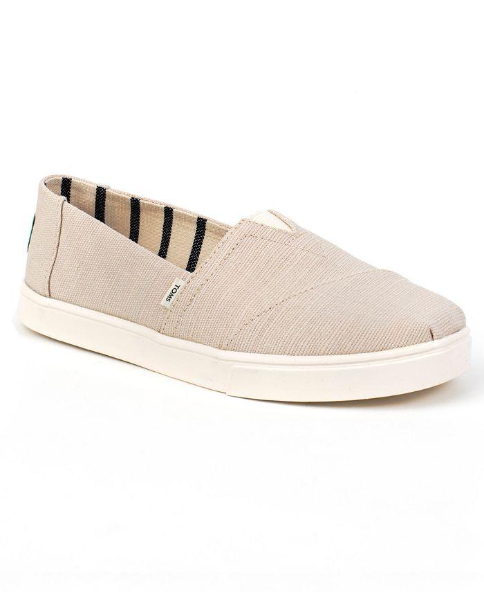 TOMS - Alpargata Heritage Slip-On Sneakers