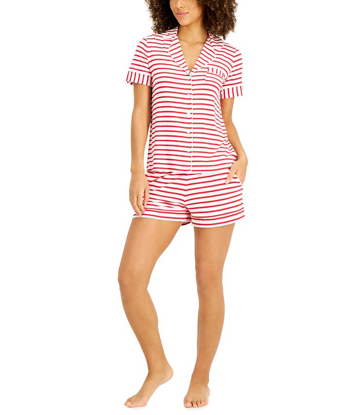 Alfani - Shorts Pajama Set