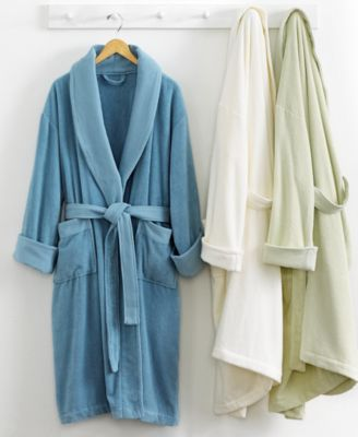 CLOSEOUT! Martha Stewart Collection Luxury Bathrobe