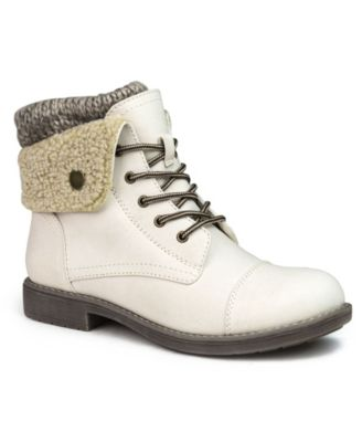 Duena Lace-Up Hiker Boot