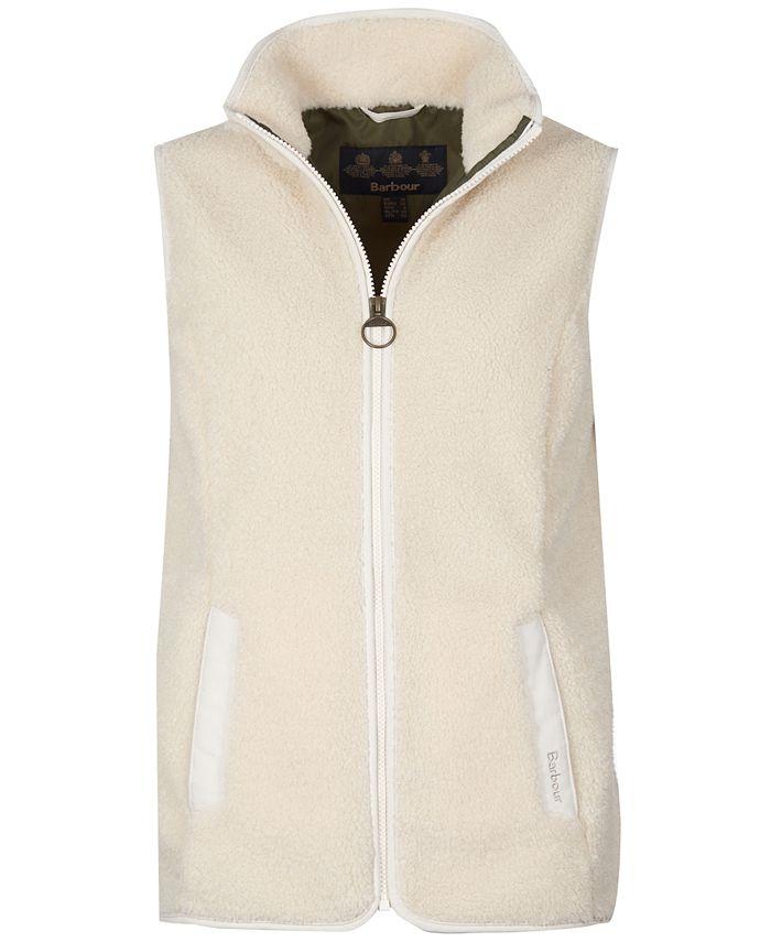 Barbour - Milburn Fleece Vest