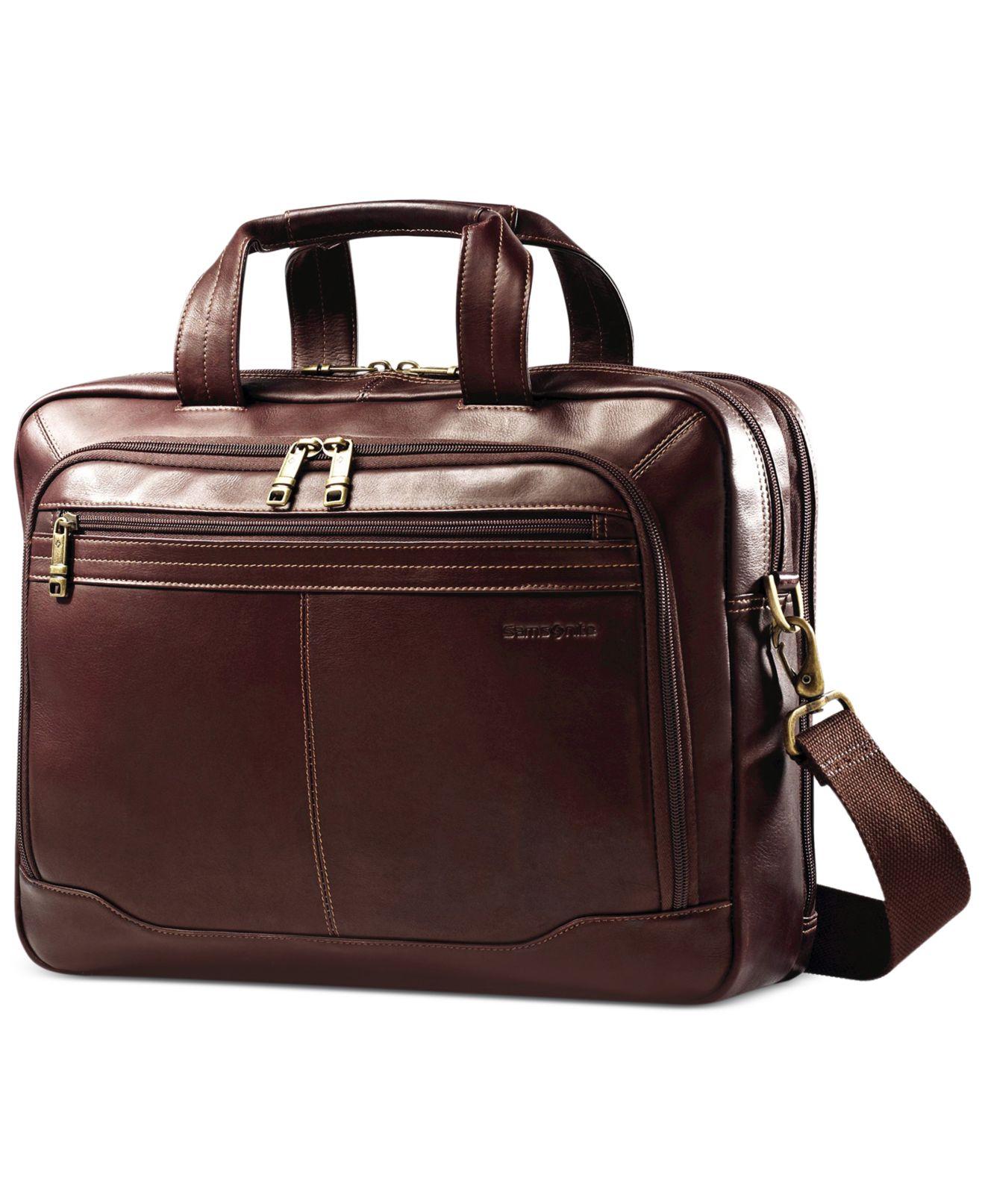 Samsonite Women'S Business Laptop Shoulder Bag 97