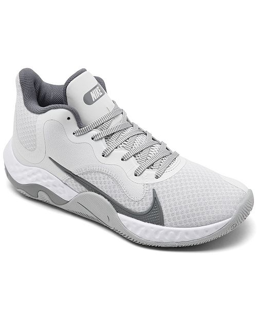 Nike Men's Renew Elevate Basketball Sneakers from Finish ...