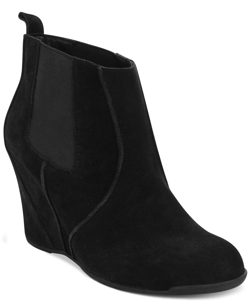 Kenneth Cole Reaction Womens Tell Tales Booties   Shoes