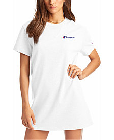 Champion Women's The Boyfriend Cotton T-Shirt Dress