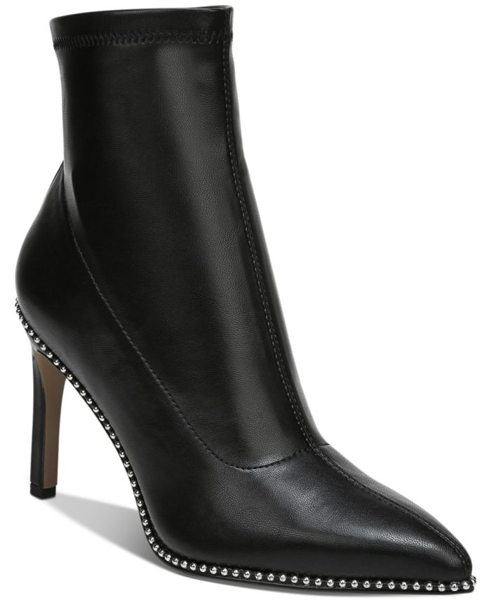 Bar III Women's Melanay Booties, Created for Macy's & Reviews - Boots - Shoes - Macy's