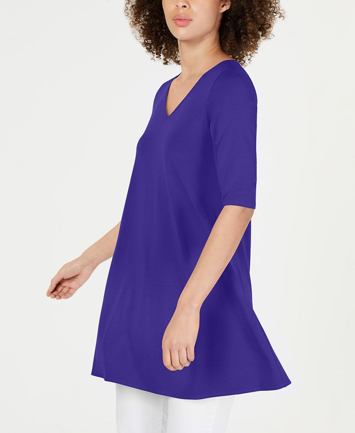 Eileen Fisher - Swing Tunic Top