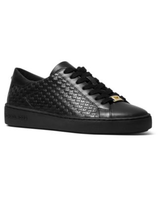 michael kors colby sneaker black