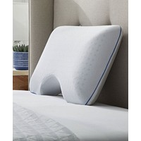 Deals on Dr. Oz Good Life Say Goodnight Side Sleeper Memory Foam Pillow
