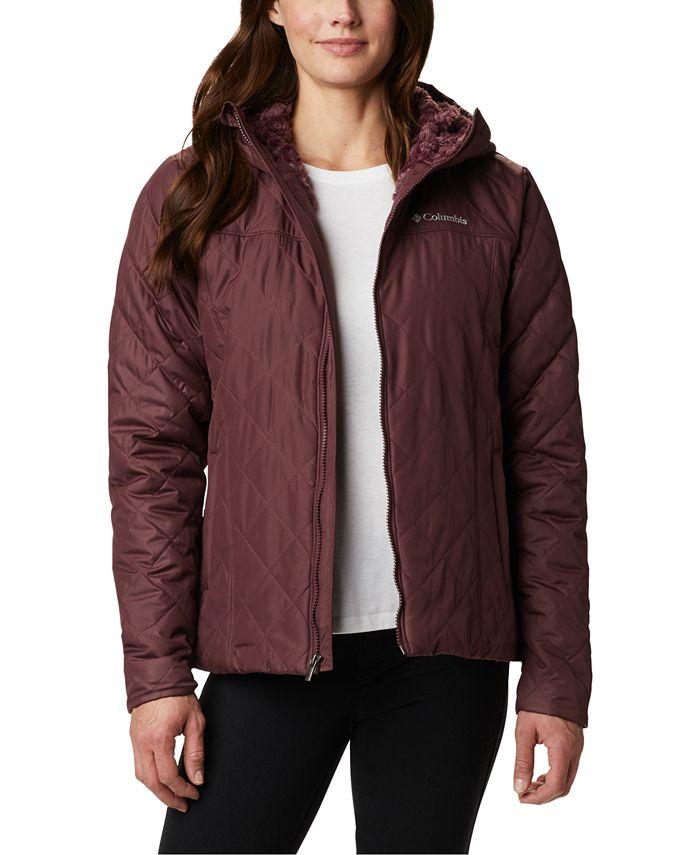 Columbia - Copper Crest™ Hooded Fleece-Lined Jacket