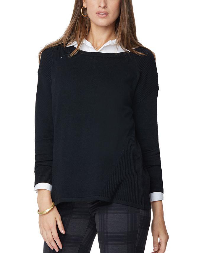 NYDJ - Boat-Neck Sweater