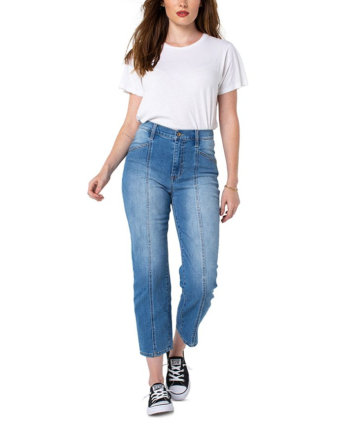 Kendall + Kylie - Juniors' Karpenter Straight-Leg Jeans