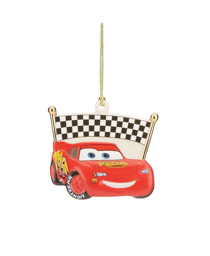 Lenox - Lightning McQueen Ornament