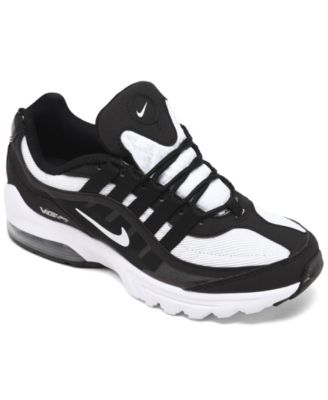 nike women's black tennis shoes