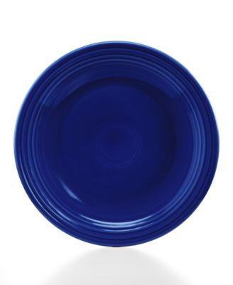 """Fiesta Cobalt 10.5"""" Dinner Plate"""