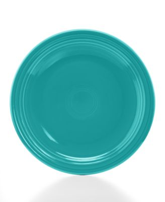 """Fiesta Turquoise 9"""" Luncheon Plate"""