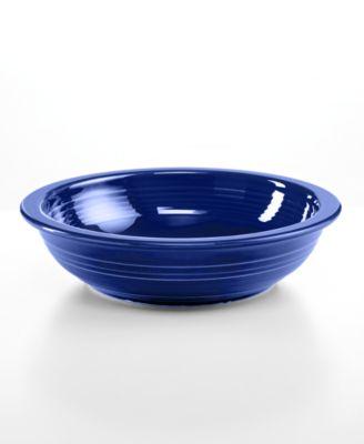 Fiesta Individual Pasta Bowl