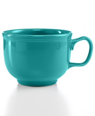 Fiesta Turquoise 18-oz. Jumbo Cup