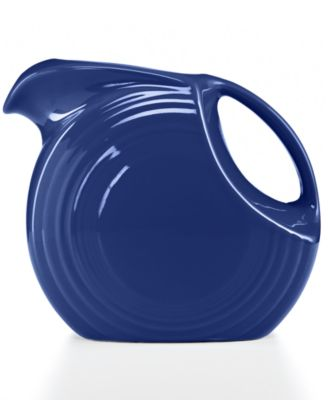 Fiesta 67.75-oz. Large Disk Pitcher