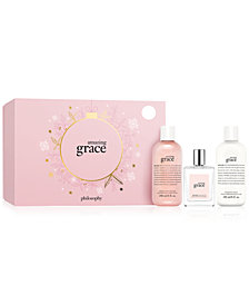 philosophy 3-Pc. Amazing Grace Gift Set