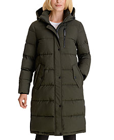 BCBGeneration Hooded Puffer Coat