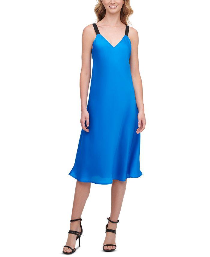 DKNY - V-Neck Camisole Dress