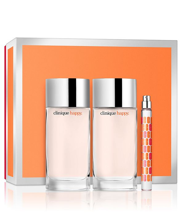 Clinique 3-Pc. A Whole Lotta Happy Gift Set, Created for Macy's