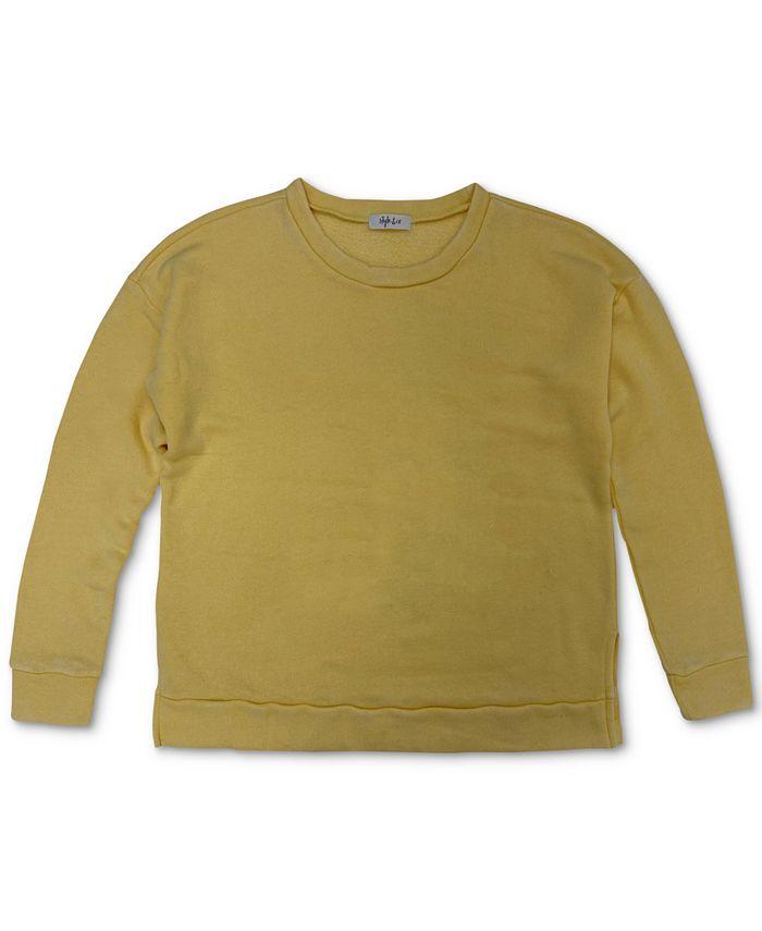 Style & Co - Sweatshirt