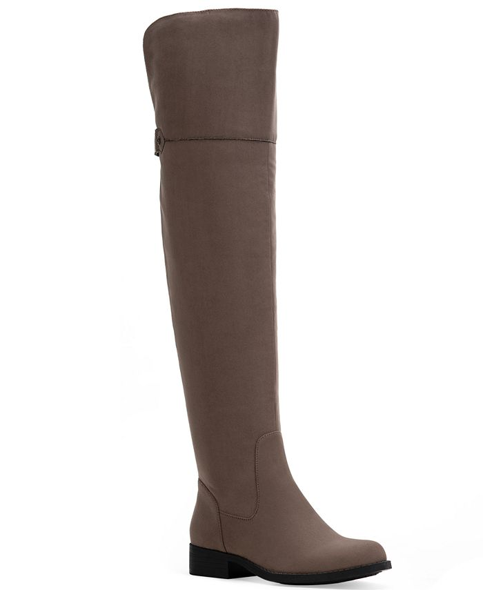 Sun + Stone - Allicce Over-The-Knee Boots