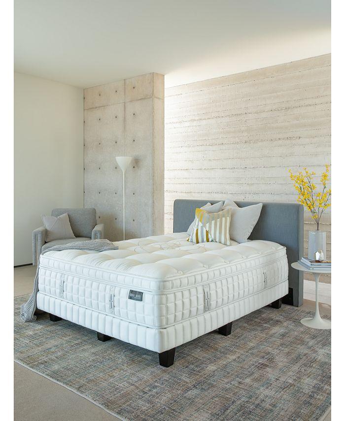 "King Koil - Addington 15"" Firm Box Pillow Top Mattress Set- Twin"