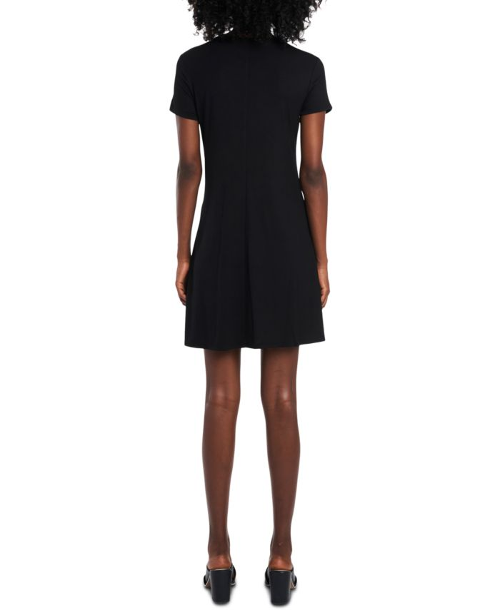 MSK Petite Fit & Flare Dress & Reviews - Dresses - Petites - Macy's