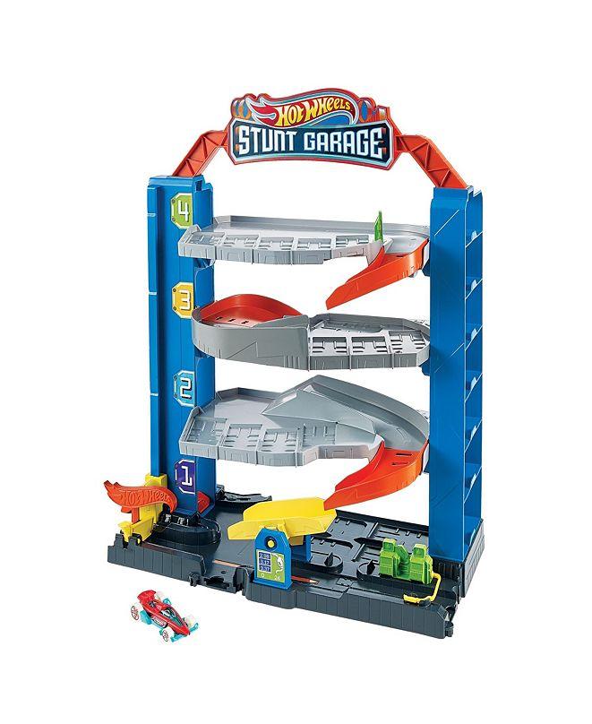 Hot Wheels Stunt Garage, play set