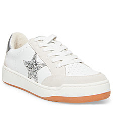 STEVEN NEW YORK Women's Gussie Lace-Up Sneakers