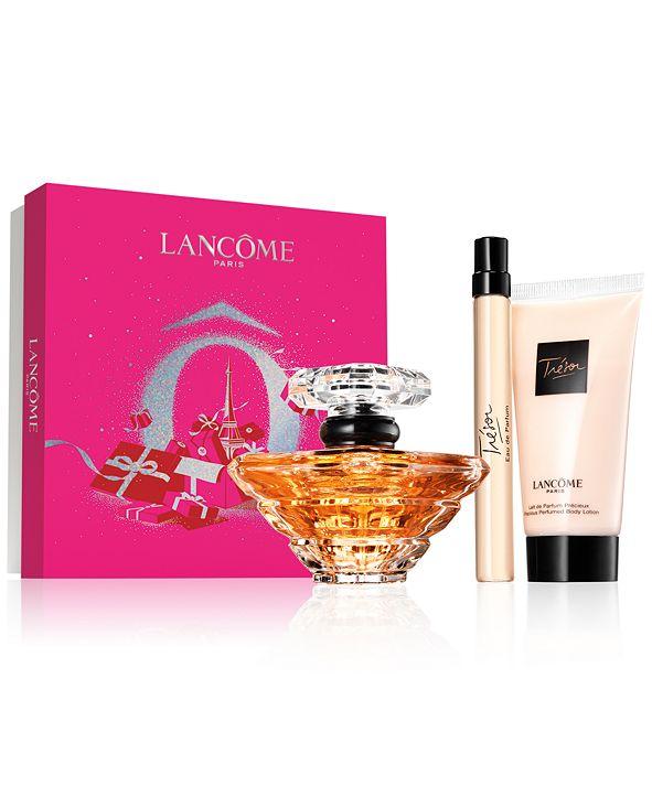 Lancome 3-Pc. Trésor Moments Gift Set