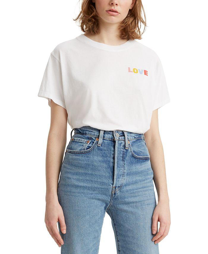 Levi's - Varsity Graphic T-Shirt