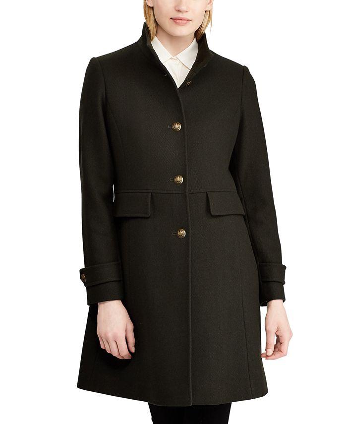 Lauren Ralph Lauren - Wool-Blend Coat