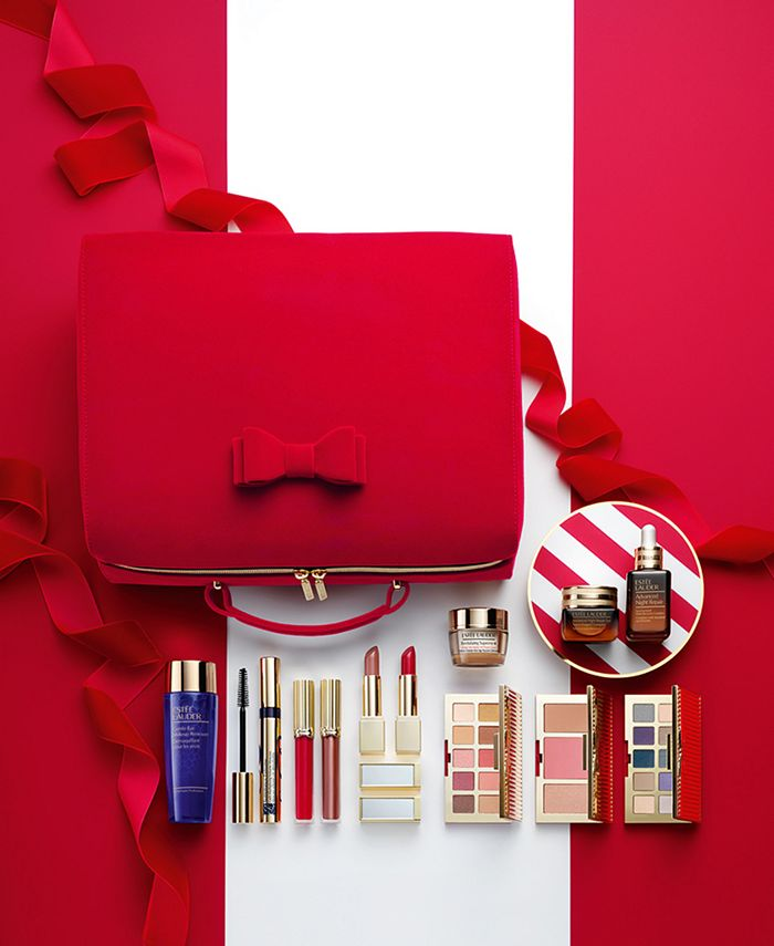 Estée Lauder - NOW ONLY $60! Limited Edition.  33 Beauty Essentials for the Price of One - Only $75 with any Estée Lauder Purchase. A $455 Value!