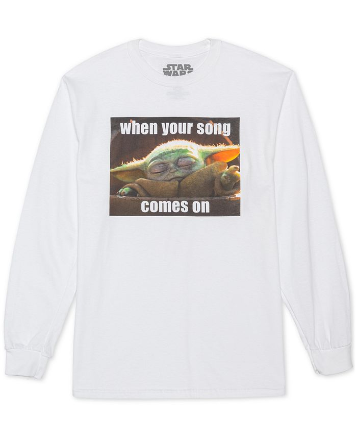 Disney - Juniors' Cotton When Your Song Graphic T-Shirt