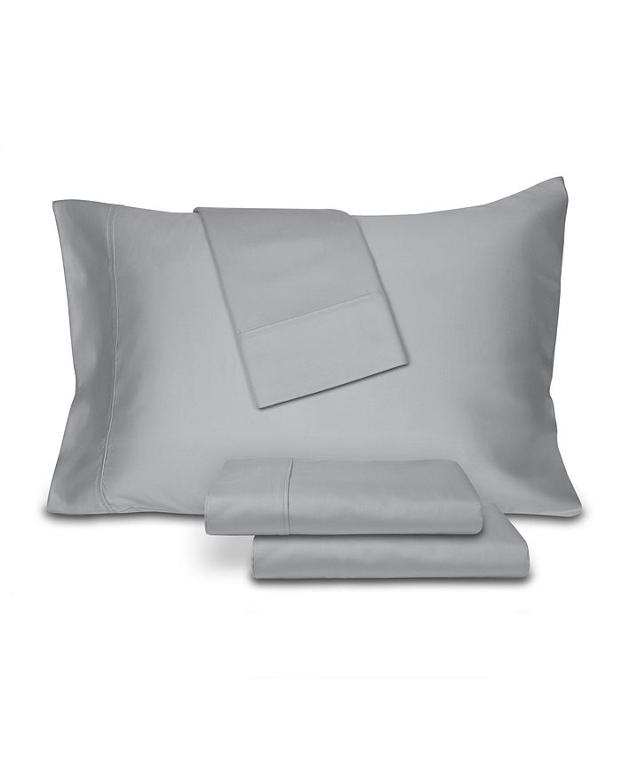 AQ Textiles - Ultra Lux Cotton 4 Pc. Sheet Sets, 800 Thread Count